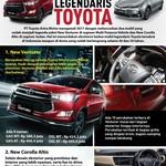2 Mobil Legendaris Toyota