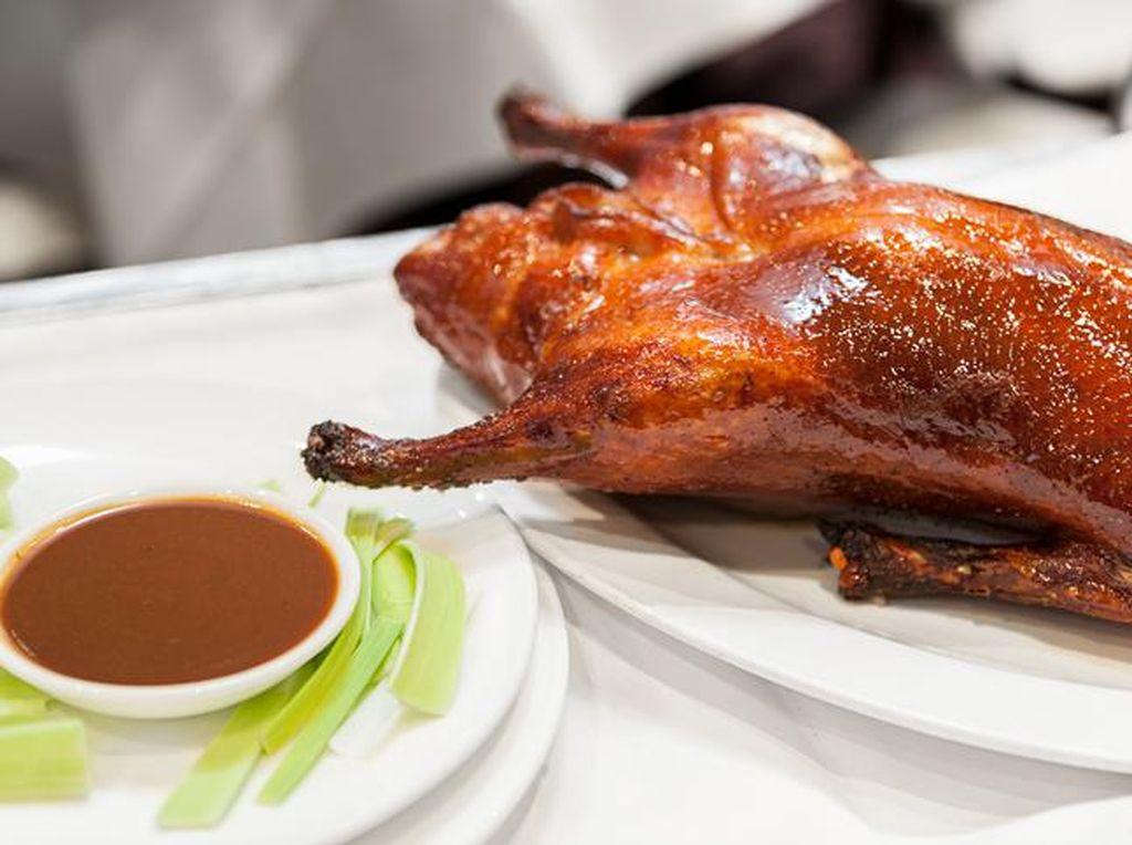 Belajar Beijing Style Roasted Duck Bersama Chef Yuan Chaoying dari Beijing