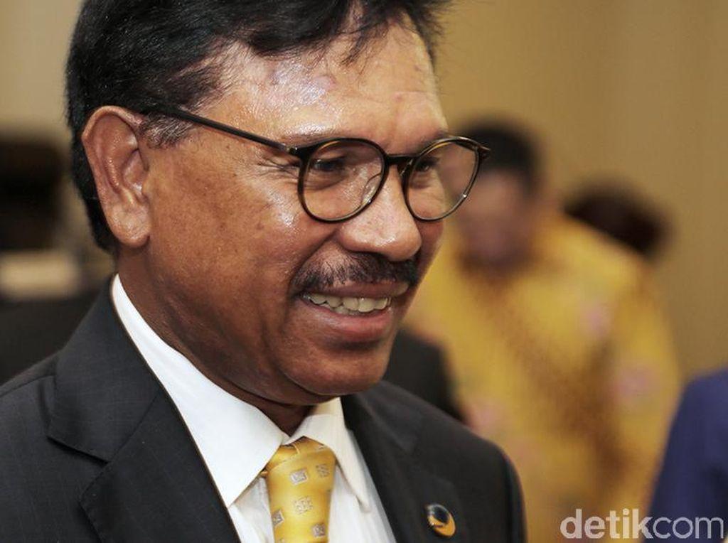 Fraksi NasDem Dukung Rencana Omnibus Law Jokowi Masuk Prolegnas DPR