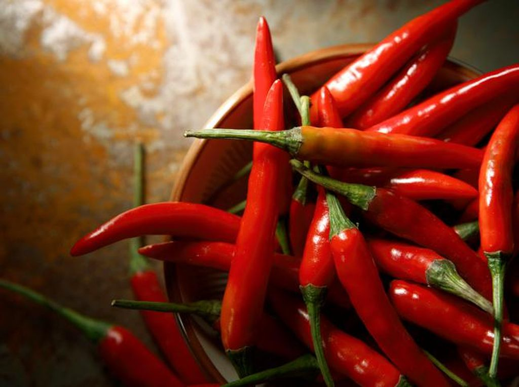 Konsumsi Makanan Pedas Bisa Membuat Kamu Hidup Lebih Lama