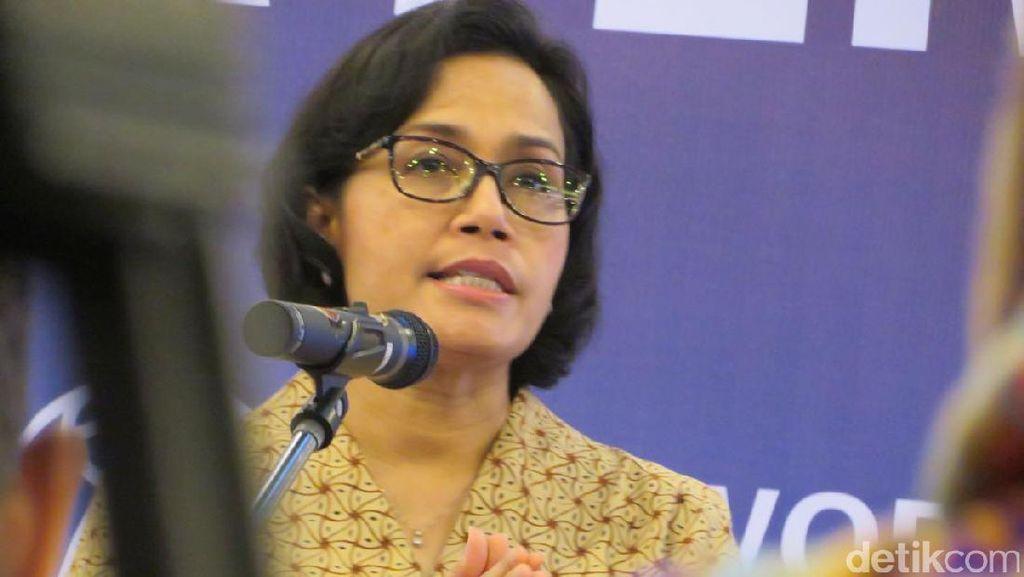 Sri Mulyani Telah Terima 520 Lamaran Jadi Pimpinan OJK