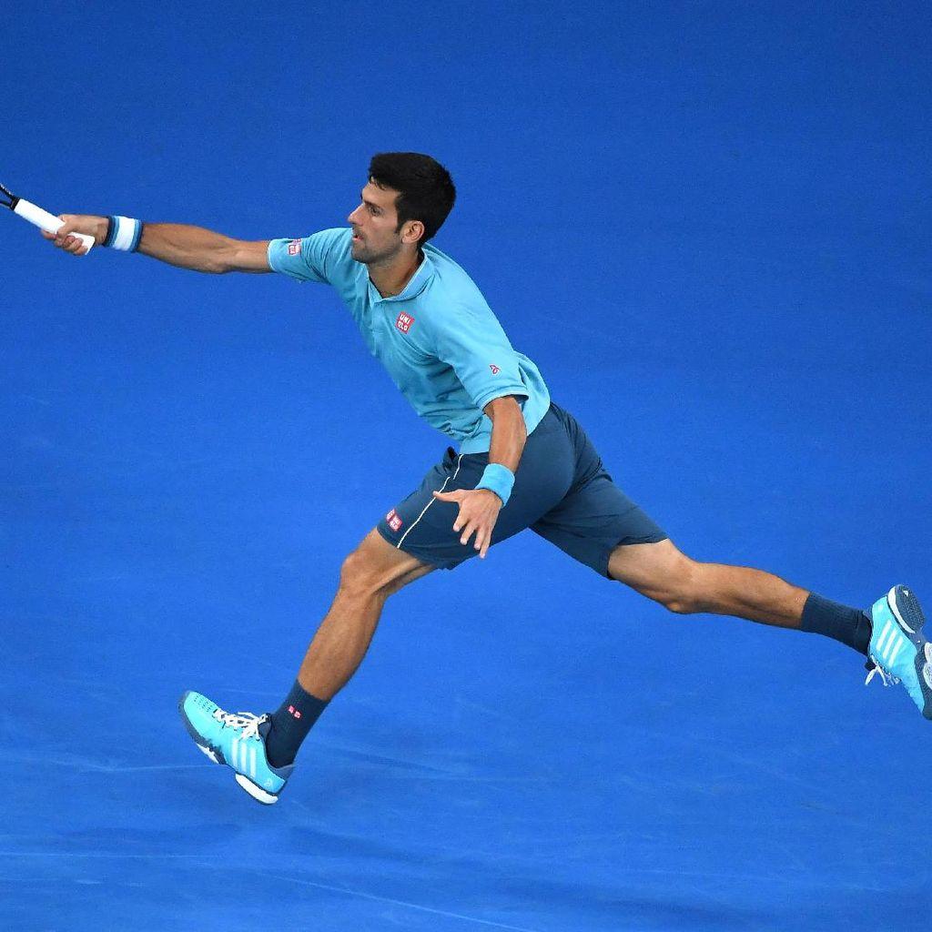 Djokovic Atasi Perlawanan Verdasco