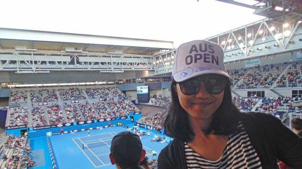 Pengalaman Warga Indonesia Bertemu Novak Djokovic
