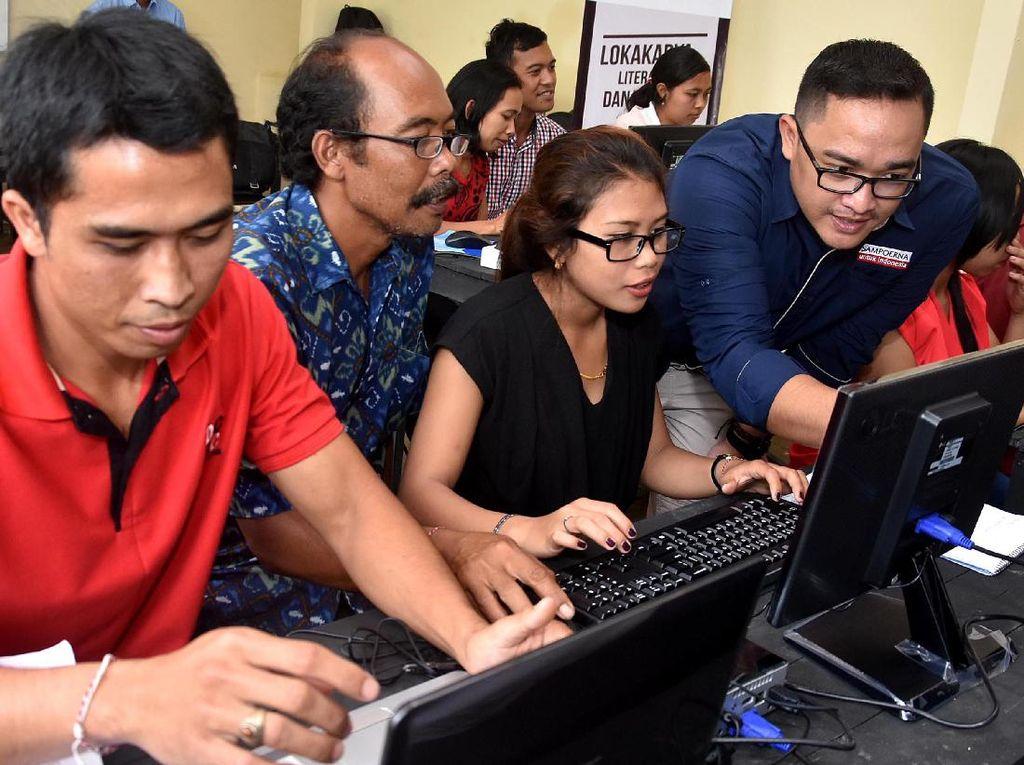 Literasi Digital untuk Pewirausaha
