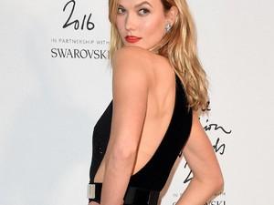 Karlie Kloss Berbagi Tips Membentuk Otot Lebih Cepat