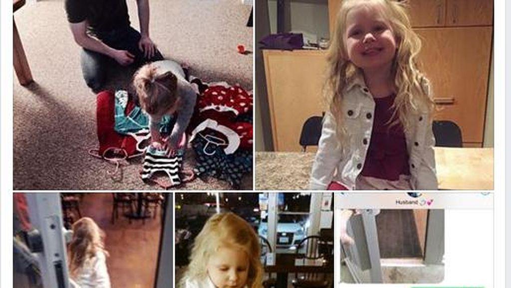 Kisah Ayah Ajak Putri Kecilnya Nge-date Ini Jadi Viral