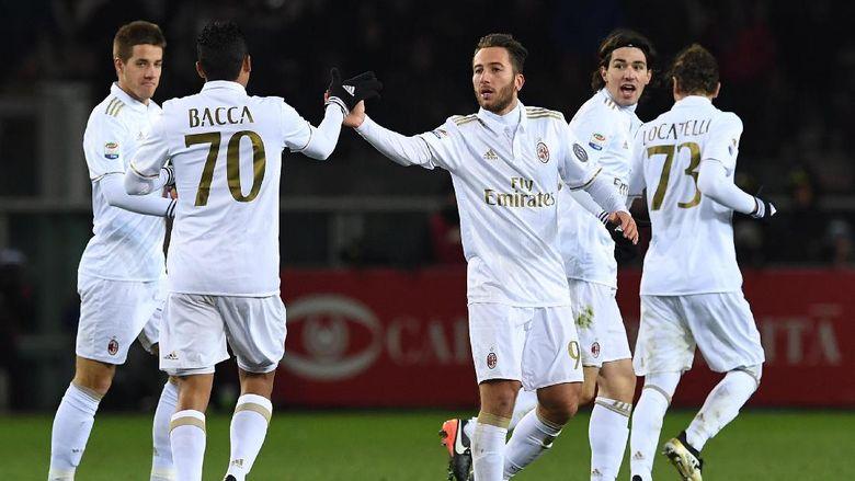 Milan Butuh Dua Tamparan dari Torino untuk Bangkit