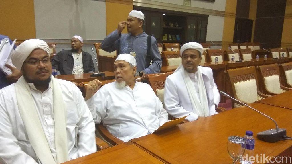 Soal Aduan Habib Rizieq Cs, DPR Akan Minta Klarifikasi Kapolri