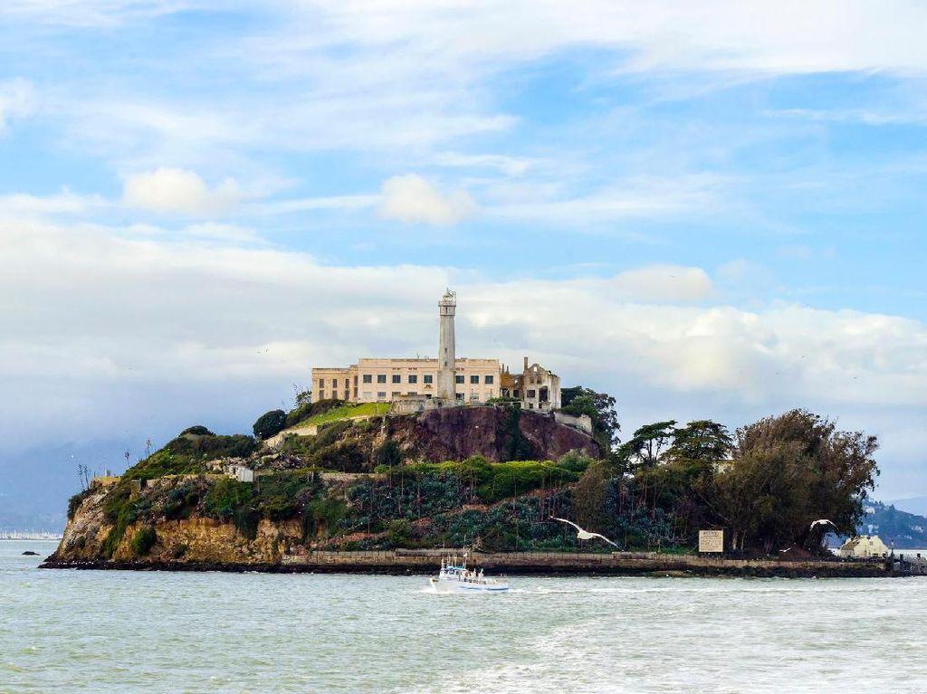 Misteri Hilangnya 2 Napi Kabur dari Alcatraz Belum Juga Terpecahkan