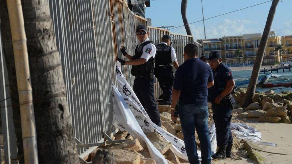 Penembakan di Klub Malam di Meksiko, 5 Orang Tewas