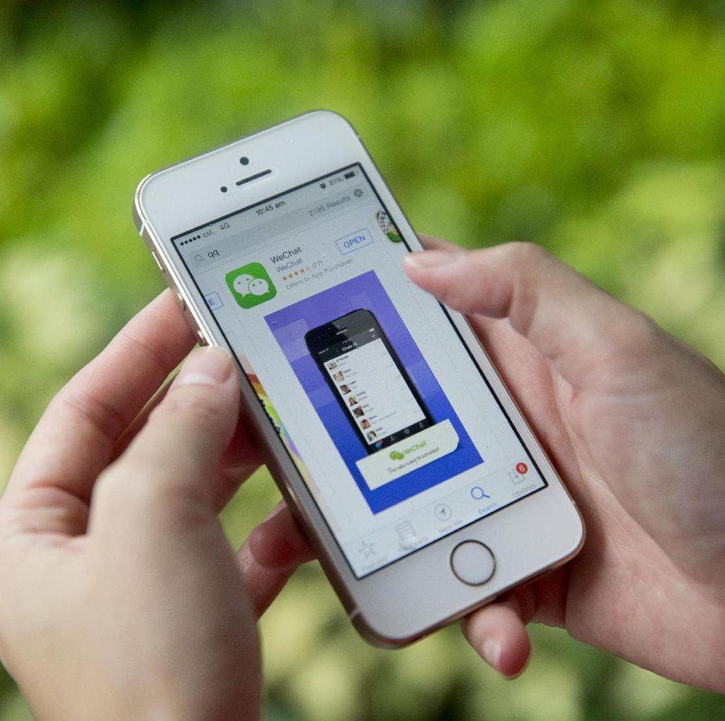 WeChat Jadi Dompet Digital, Kirim Angpao Juga Bisa