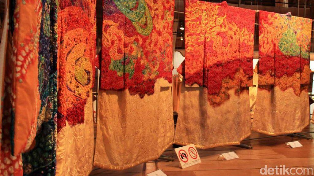 Mengagumi Indahnya Kimono Jepang di Museum Seni Itchiku Kubota