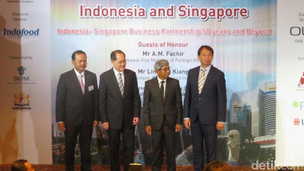 Di Depan Pengusaha Singapura, Dubes RI Pamer Ekonomi Tumbuh Positif