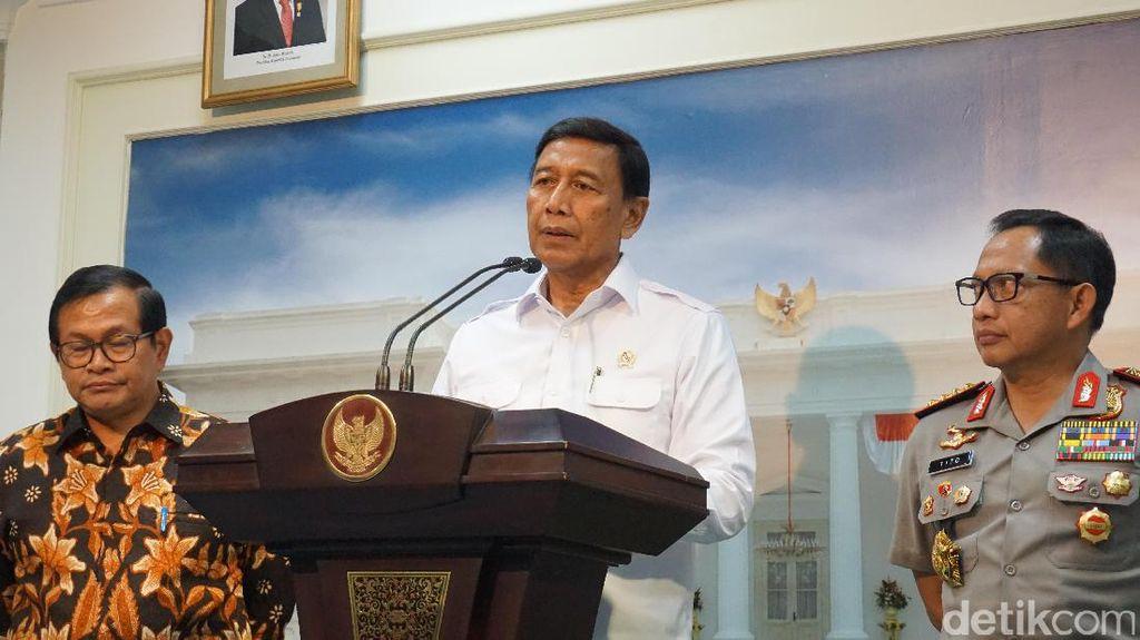 Pidato Menteri Dibatasi 7 Menit, Menko Polhukam: Nggak Masalah