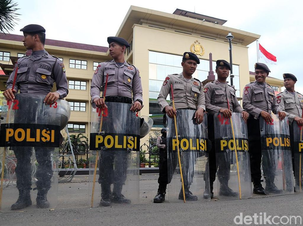 300 Personel Polri Dikerahkan ke Deiyai dan Paniai Papua