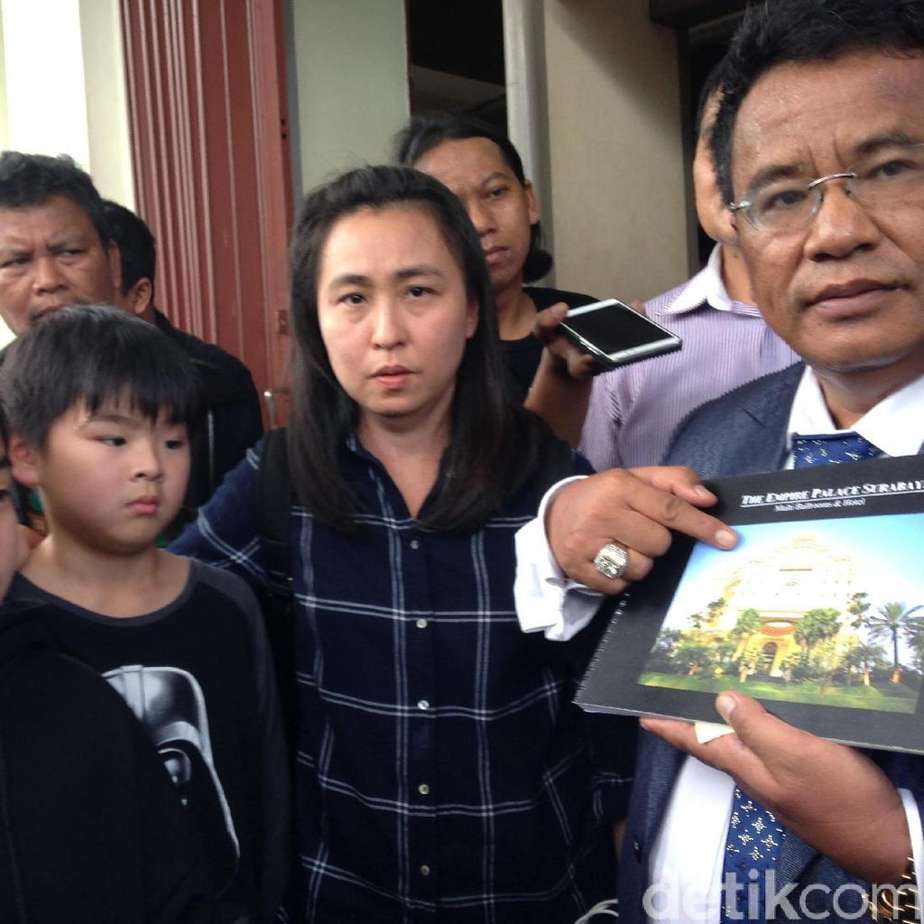 Jalani Sidang, Dirut PT BCM Tunjuk Hotman Jadi Pengacara