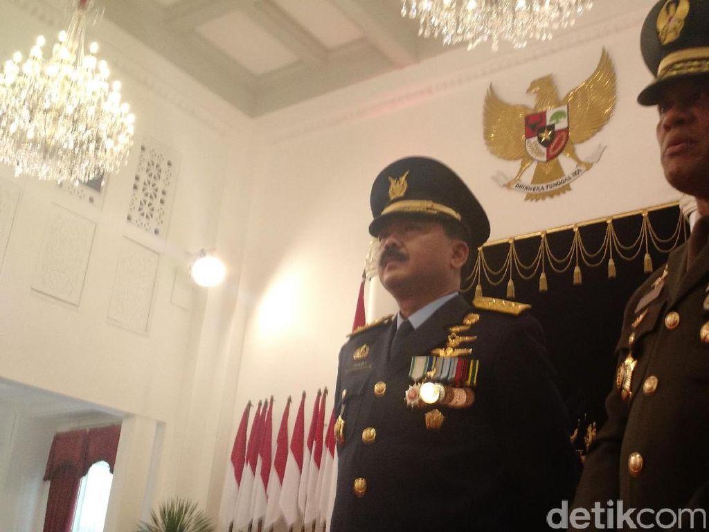 KSAU: 10 Pesawat F16 Hibah Akan Tiba di Indonesia