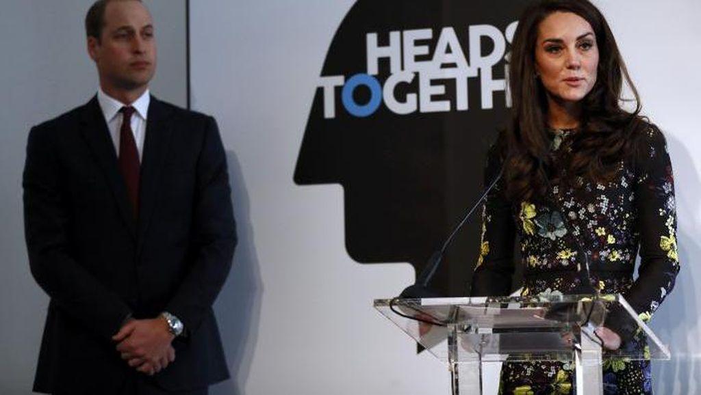 Ketika Anggota Keluarga Kerajaan Inggris Bicara Soal Gangguan Jiwa