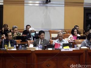 Di DPR, Pimpinan KPK Bicara Soal Draf Perppu Super KPK