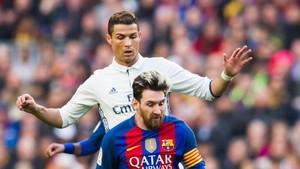 Ayah Messi Bantah Anaknya Sebut Ronaldo Pemain Hebat