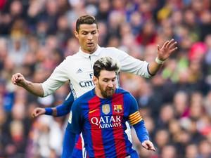 Messi: Ronaldo Pemain Hebat