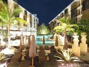Hotel The Trans Resort Bali, Sekeping Surga dari Seminyak