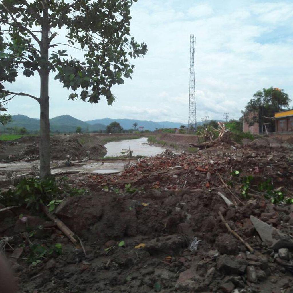 1.063 Unit Rumah Warga Bantaran Sungai di Bima akan Direlokasi
