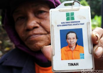 Balada Nenek Tinah Mantan Pasukan Oranye