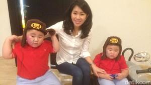 Bisa Ditiru, Cara Ibu si Kembar Kenneth dan Kenzo Mengajari Putranya Disiplin