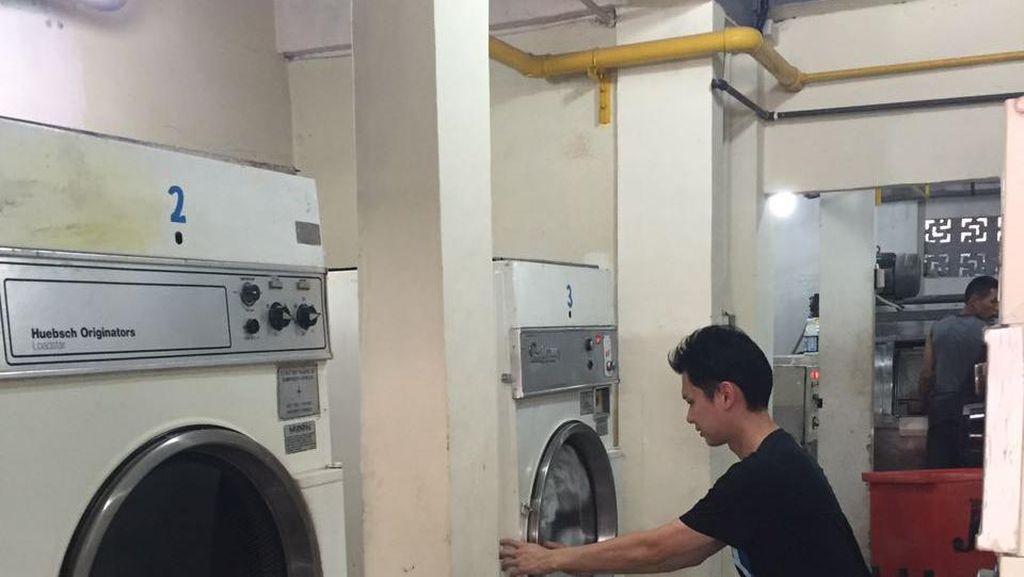 Usaha Laundry di Batam Ini Hemat 50% Pakai Gas Bumi PGN