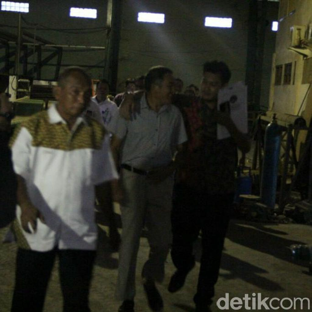 3 TKA Terjaring Razia Kemenkumham di Pabrik Tripleks di Semarang