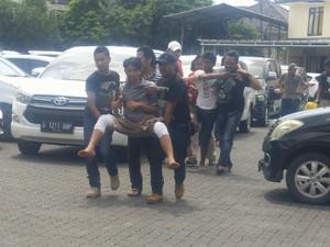Temui Pacar Jadi Alasan 2 Tahanan Polsek Semarang Kabur