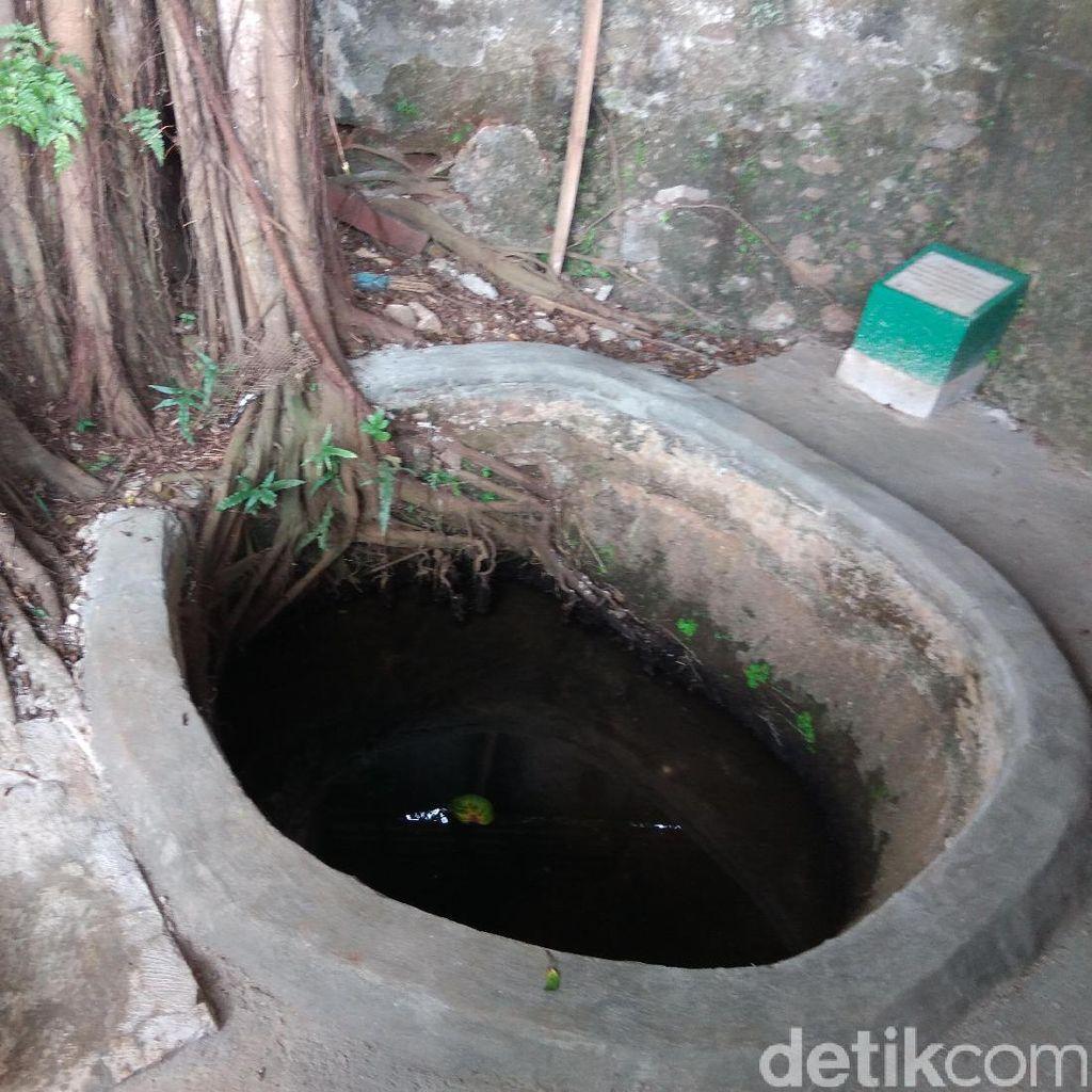 Cagar Budaya Sumur 7 Beji Dikelola Swadaya oleh Warga