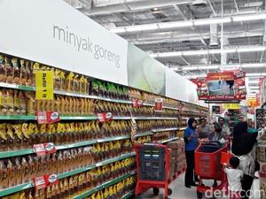 Beli 2 Gratis 1 Happy Soya Oil di Transmart dan Carrefour