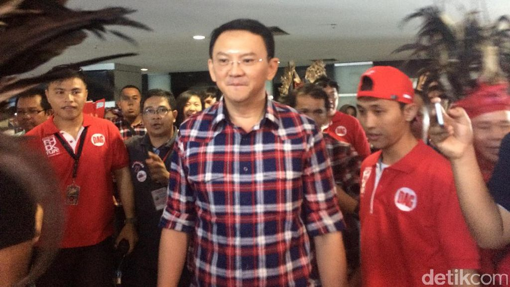 Ahok Janjikan Rp 2 M untuk Semua Komunitas Pembuat Film di DKI