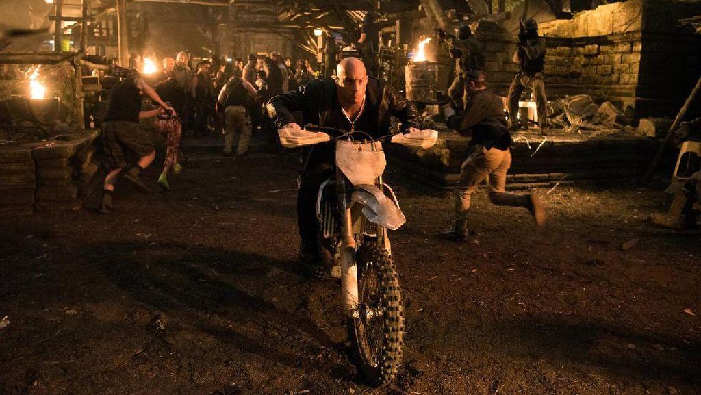 Kembalinya Vin Diesel dalam xXx: Return of Xander Cage