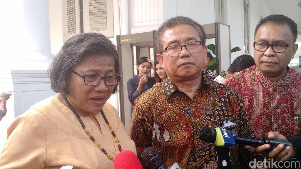 Bersama PGI dan KWI, Jokowi Bahas Problem Intoleransi