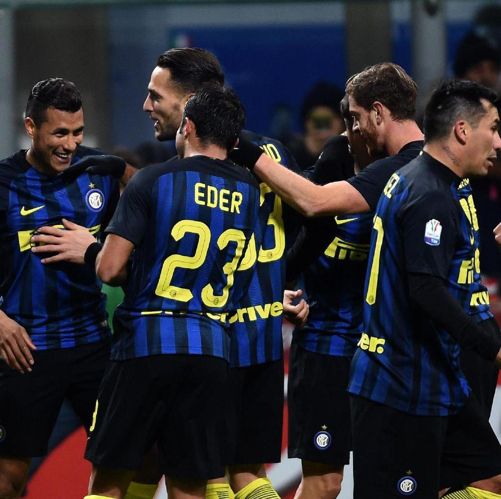 Scudetto Dinilai Tak Mustahil untuk Inter