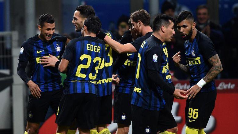 Scudetto Dinilai Tak Mustahil untuk Tim Inter