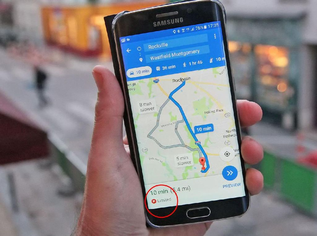 Fitur Baru Google Maps: Chat ala WhatsApp