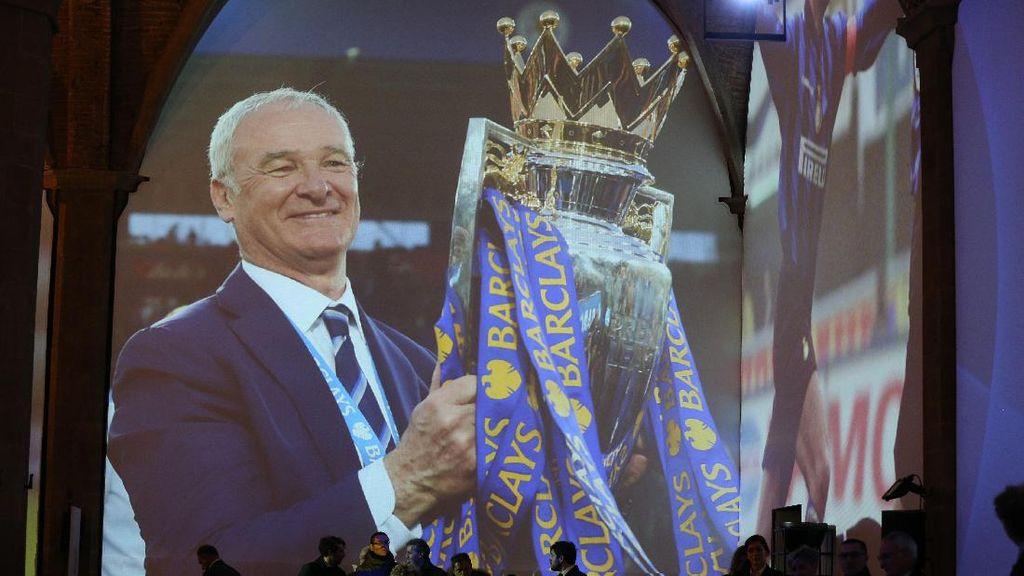 Ranieri: Sepakbola Menempatkan Kami Selangkah Pada Kemenangan atau Butiran Debu