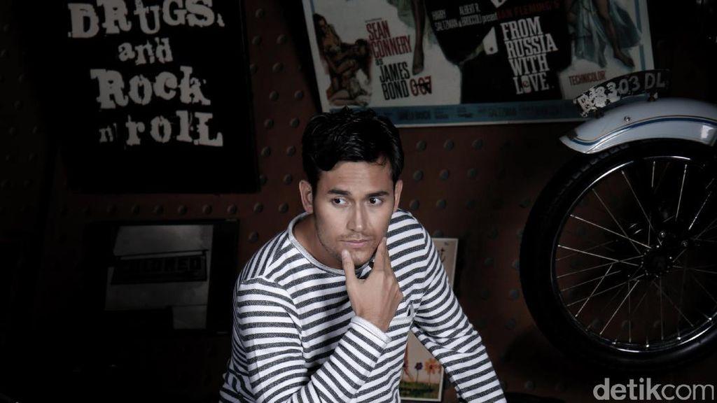 Awal Jadi Artis, Arifin Putra Gugup Wawancara dengan Media