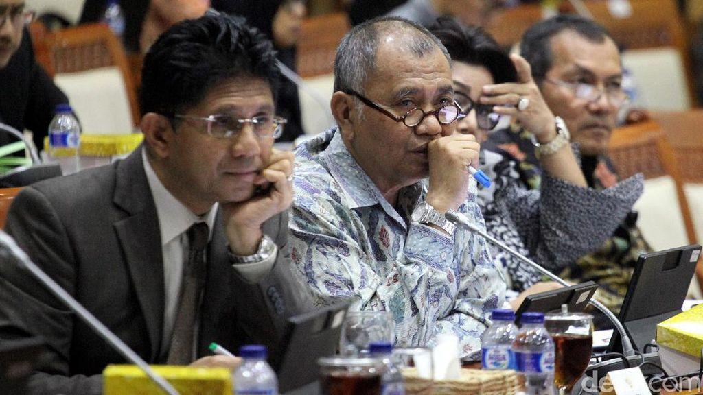 KPK Rapat dengan Komisi III DPR