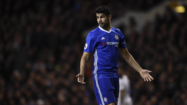 Usai Diisukan Cekcok dengan Conte, Costa Kembali Berlatih bersama Chelsea