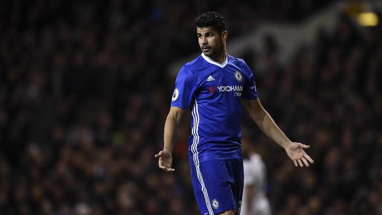 Diego Costa Kembali Berlatih Di Chelsea