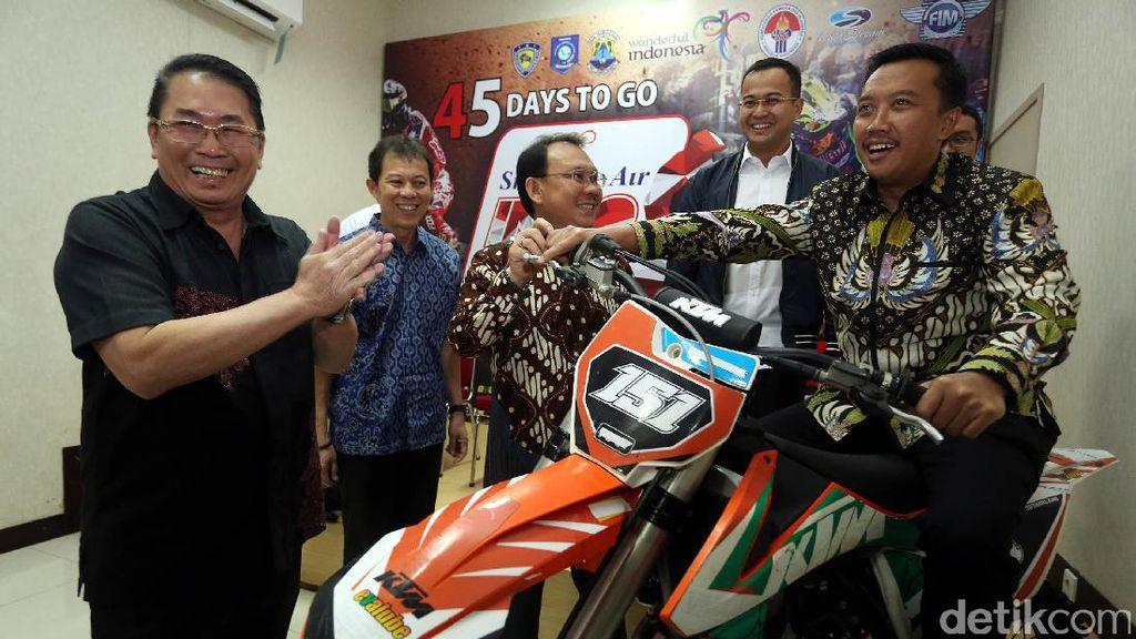 Siap-siap, Seri Motorcross Dunia Digelar di Pangkalpinang Bulan Maret