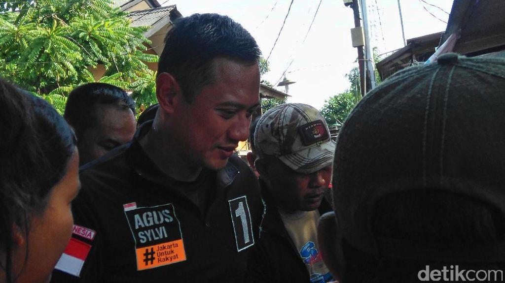 Agus Yudhoyono: Saya Percaya Diri Hadapi Debat Kandidat Kedua