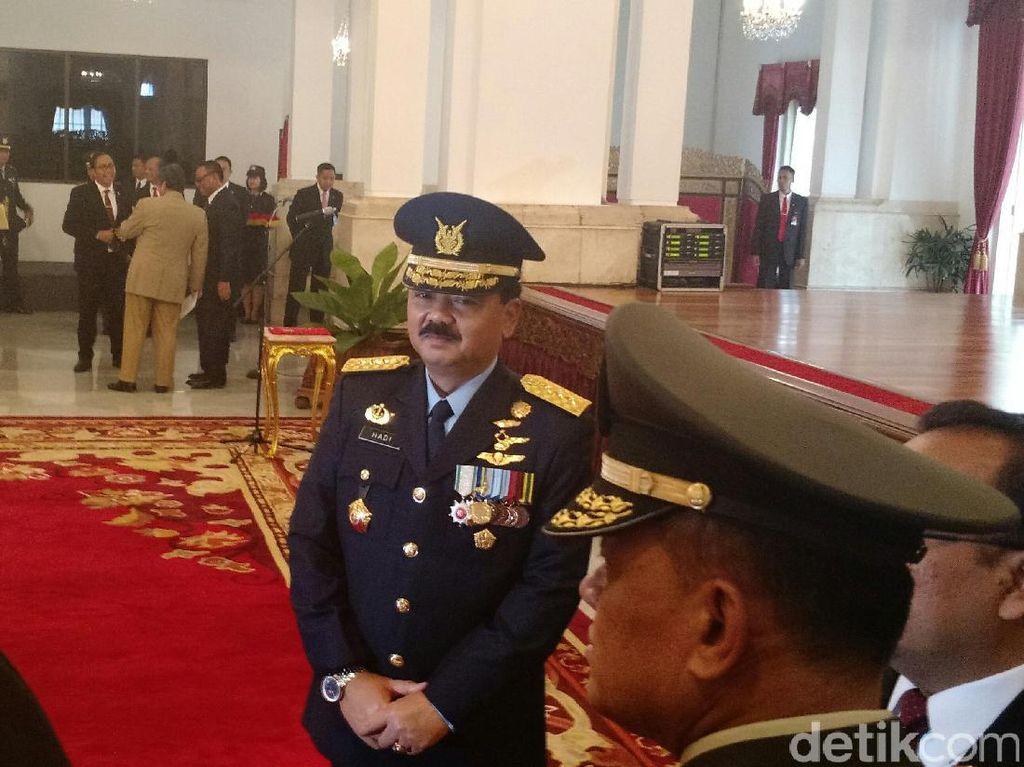 Komisi I DPR Dukung Niat KSAU Beli Pesawat Baru