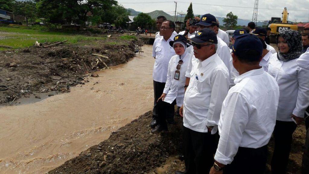 Cegah Banjir di Bima, Kemen PUPR Berencana Bangun 2 Waduk Baru