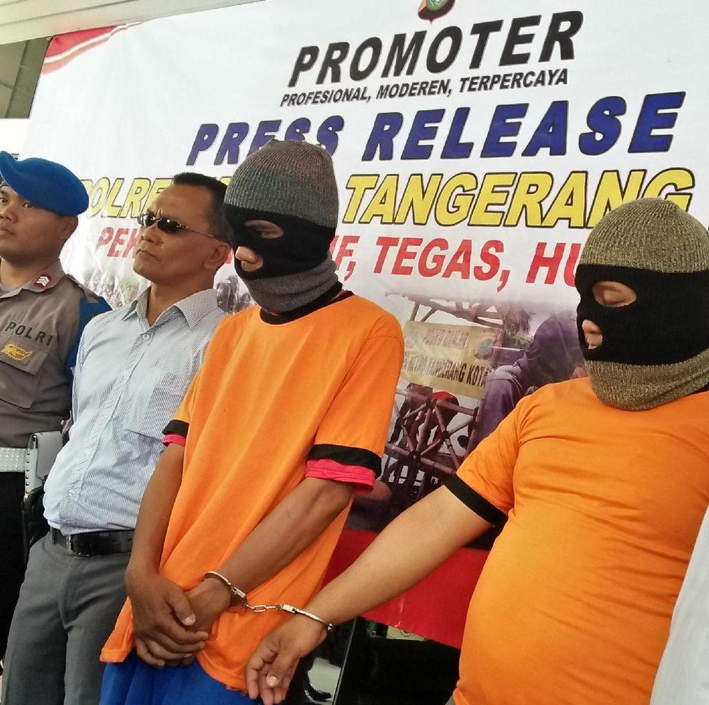 2 Bandar Narkoba di Tangerang Ditangkap, Ganja 7 Kg Disita